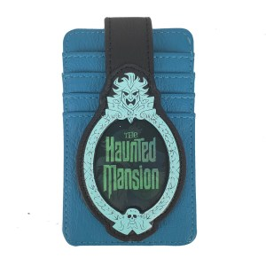 Haunted Mansion-Inspired Card Case by Loungefly