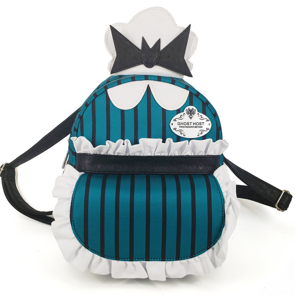 Haunted Mansion-Inspired Mini Backpack by Loungefly
