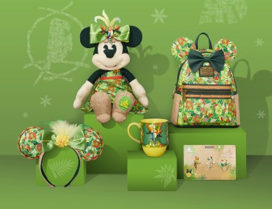 Minnie Mouse- The Main Attraction Enchanted Tiki Room