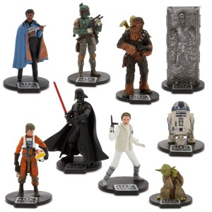 Star Wars- The Empire Strikes Back Deluxe Figure Play Set – 40th Anniversary