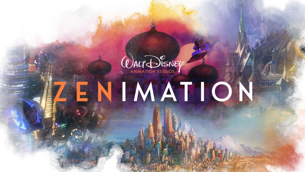 zenimation Disney+