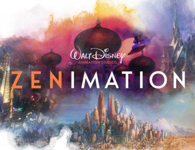 zenimation Disney+