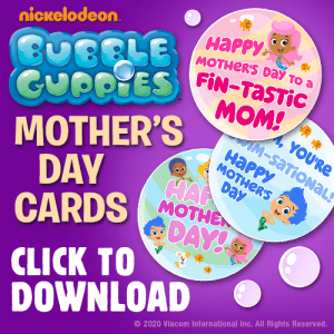 bubble guppies Mother's Day