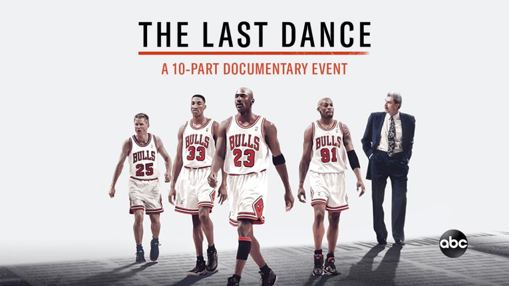 the last dance ESPN