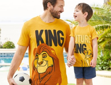 Lion King Father's Day T-Shirts