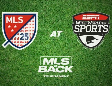 MLS Is Back at ESPN Wide World of Sports Complex