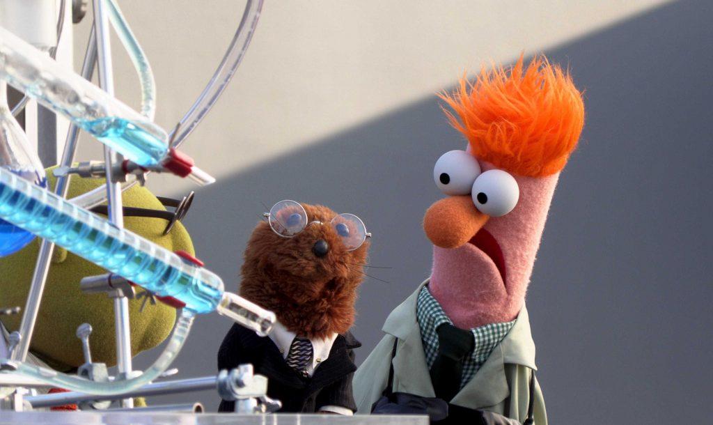 muppets now Disney+ beaker Joe
