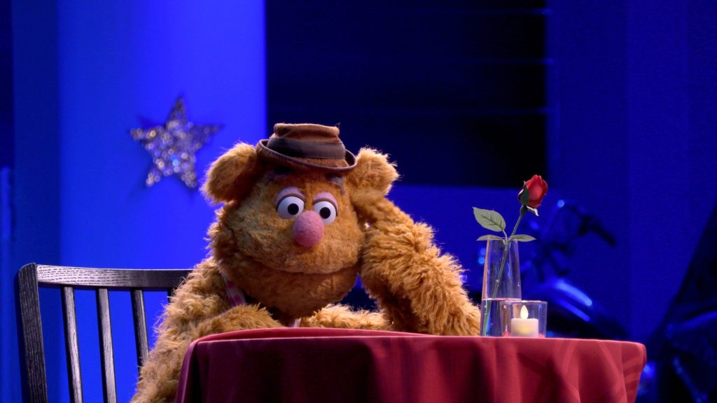 muppets now Disney+ fozzie