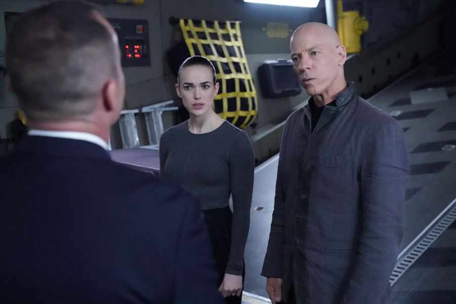 Marvel's Agents of S.H.I.E.L.D. As I Have Always Been ep 709