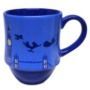 Minnie Mouse: The Main Attraction Peter Pan coffee mug