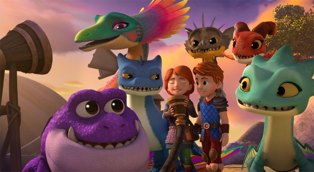 DreamWorks Dragons Rescue Riders: Secrets of the Songwing