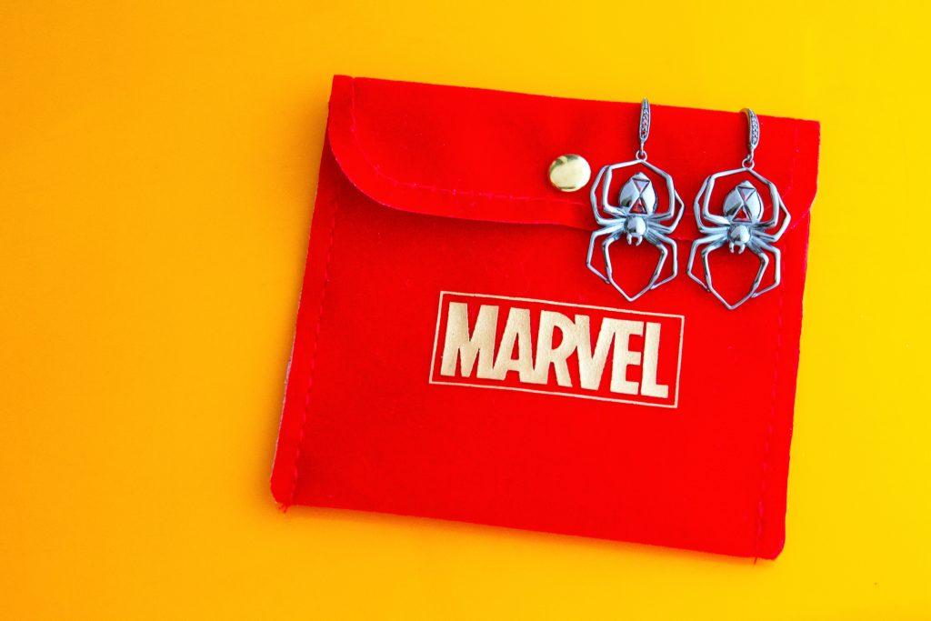 Marvel x rocklove black widow