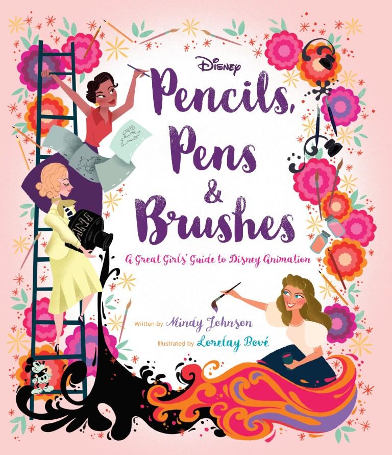 pens pencils brushes