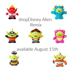 shopdisney alien remix