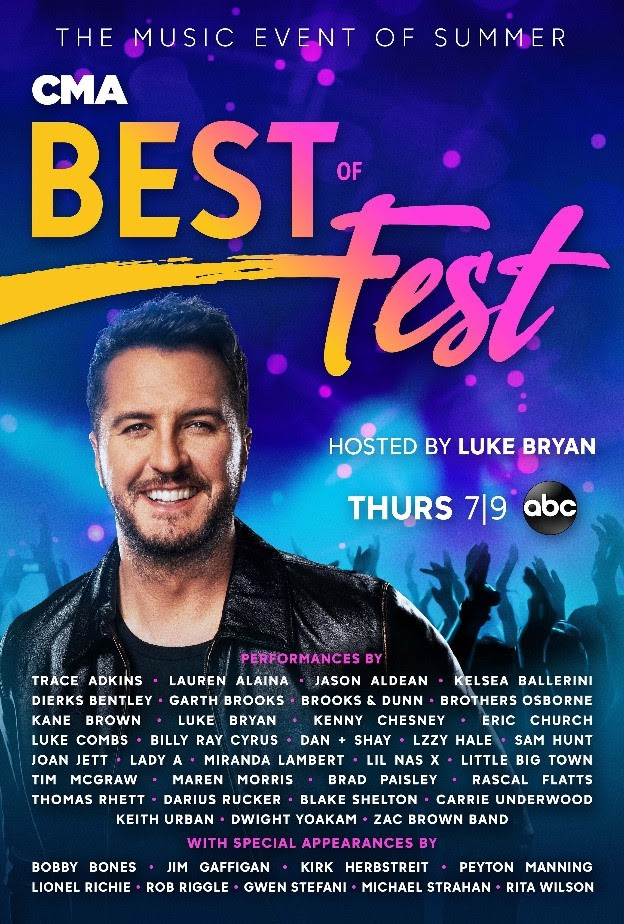 country music cma best fest