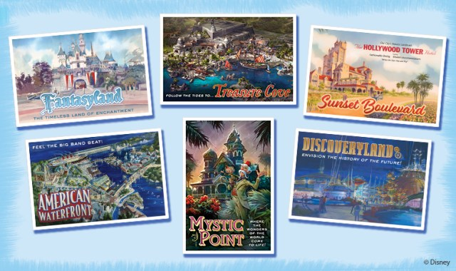 d23 fall 2020 postcards