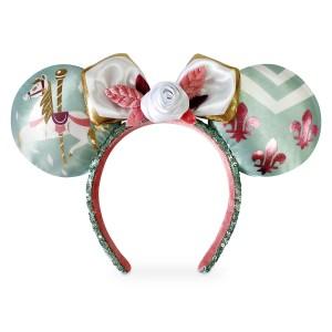 Minnie Mouse The Main Attraction Ear Headband for Adults – King Arthur Carrousel