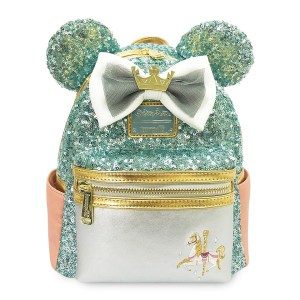 Minnie Mouse The Main Attraction Mini Backpack by Loungefly – King Arthur Carrousel