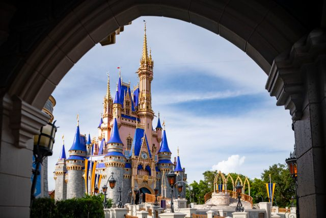 Cinderella Castle Receives Royal Makeover at Magic Kingdom Park