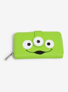 Toy Story Alien Eye Ziparound Wallet