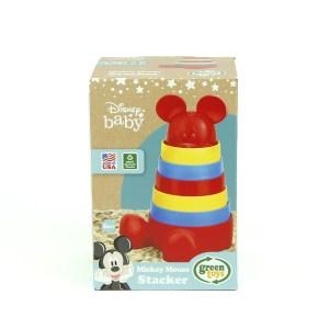 Mickey Stacker Green Toys Disney baby Amazon
