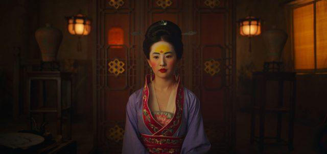 Mulan costume design
