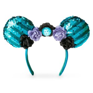 Minnie Mouse The Main Attraction Ear Headband for Adults – The Haunted Mansion