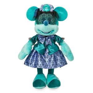 Minnie Mouse The Main Attraction Plush – The Haunted Mansion