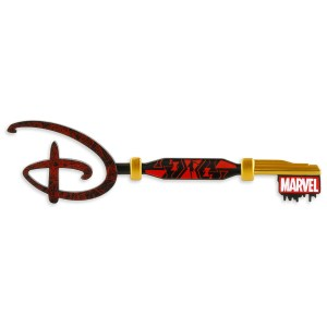 Black Widow Collectible Key