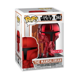 The Mandalorian (Target Exclusive Version) by Funko