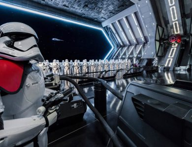 Star Wars: Rise of the Resistance at Star Wars: Galaxy's Edge