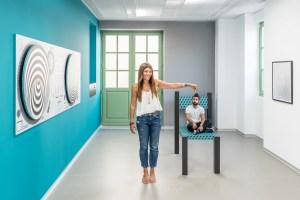Museum of Illusions - Beachet Chair