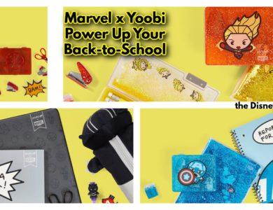 Marvel x Yoobi