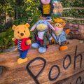 Disney nuiMOs Winnie the Pooh & Friends Plush