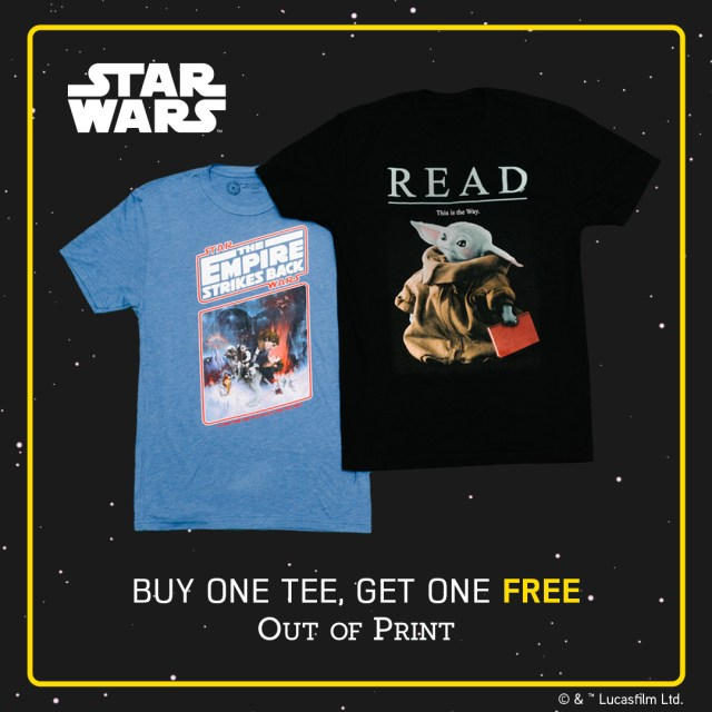 out of print may the 4th