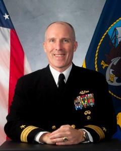 rear admiral robert gaucher Orlando navy week
