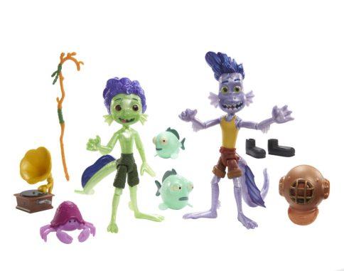Disney Pixar Luca Luca & Alberto's Adventure Pack