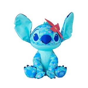 Stitch Crashes Disney Plush – The Little Mermaid