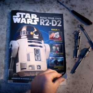 Star Wars build your own r2-d2
