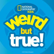 nat geo kids challenge weird but true