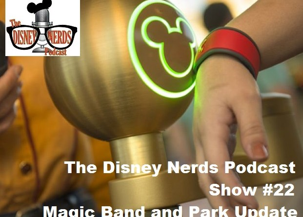 Magic Band and Park Update
