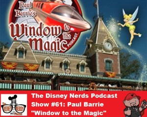 The Disney Nerds Podcast Show #61