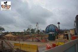 Construction everywhere...