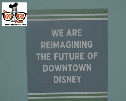 Reimagining Downtown Disney
