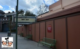 """The """"Hot Set"""" near Toy Story Mania is behind walls.... maybe a Toy Story Mania expansion?"""
