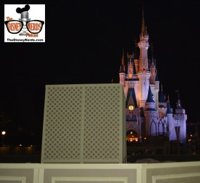 Magic Kingdom Hub Expansion has the Partner Statue under cover.... Is it in there?