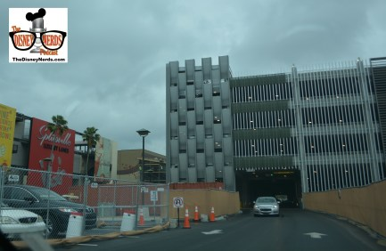 "Let's head ""Down Town"" - New Parking Garage"