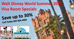 Visa Summer Specials, save up to 30% - Call today