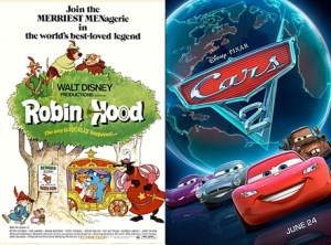 The Disney Nerds Podcast: March Madness 2015: Movie Madness: Round1 Game5