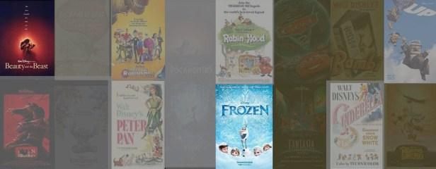 The Disney Nerds Podcast: Movie Madness: 2015: Round 4 Game 1